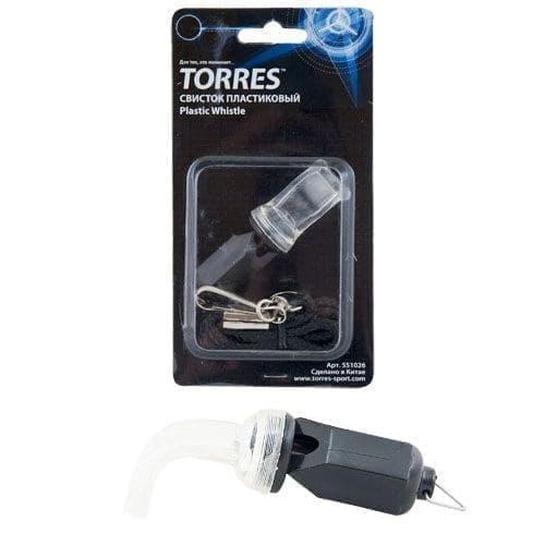 Torres SS1026 Свисток пластиковый без шарика - фото 142034
