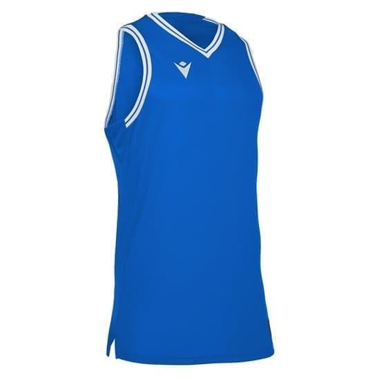 Macron FREON Майка баскетбольная Синий/Белый - фото 142119