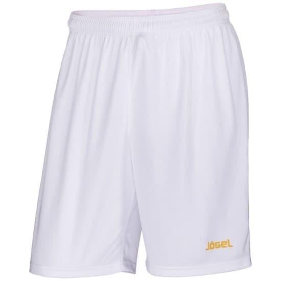 Jogel JBS-1120-014 Шорты баскетбольные детские Белый/Желтый - фото 142144