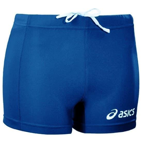 Asics SHORT LEAGUE Шорты волейбольные женские Синий - фото 142221