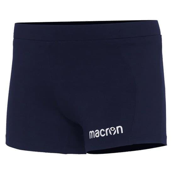 Macron OSMIUM Шорты волейбольные женские Темно-синий/Белый - фото 142334