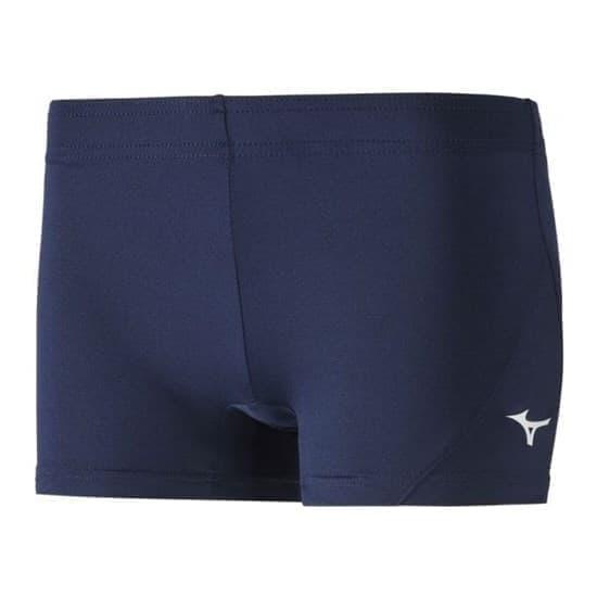 Mizuno MYOU TIGHT (W) Тайтсы волейбольные женские Темно-синий - фото 142343