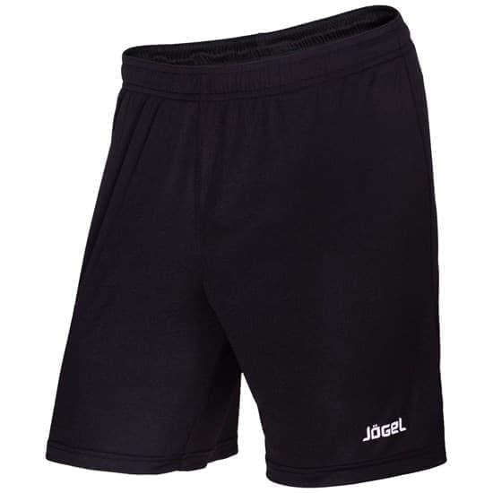 Jogel JVS-1130-061 Шорты волейбольные Черный/Белый - фото 142524