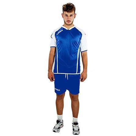 Legea VILNIUS Форма волейбольная Синий/Белый - фото 142601
