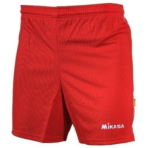 Mikasa WEB Шорты волейбольные Красный - фото 142625