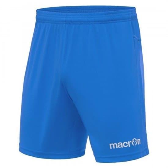 Macron BISMUTH SHORT Шорты волейбольные Синий - фото 142628