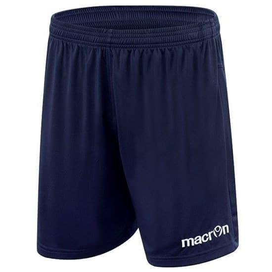 Macron BISMUTH SHORT Шорты волейбольные Темно-синий - фото 142629