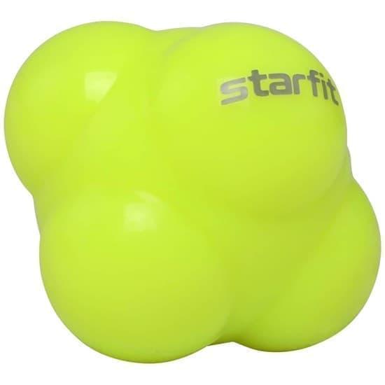 Starfit RB-301 Мяч реакционный Зеленый - фото 142886