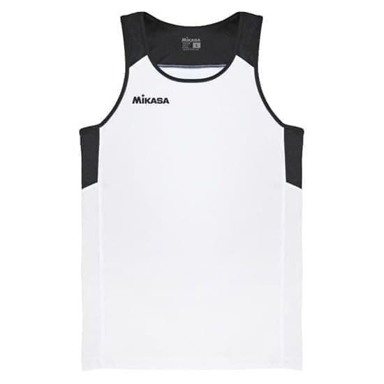 Mikasa MT5041 Майка для пляжного волейбола Белый/Черный - фото 143382