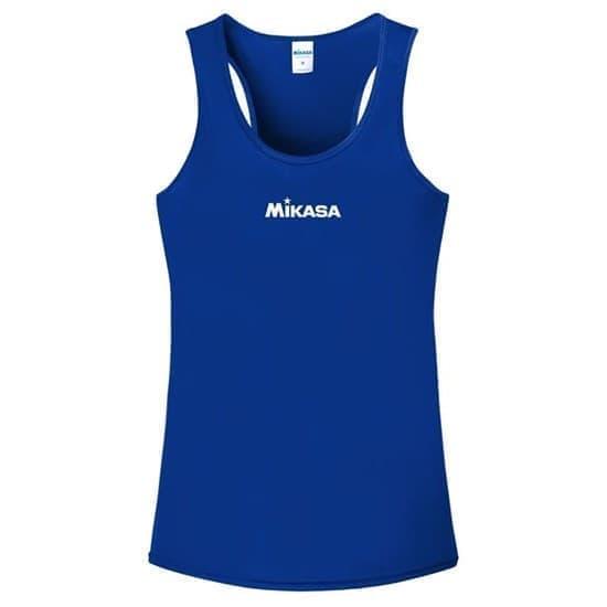 Mikasa MT6029 Майка для пляжного волейбола Синий/Белый - фото 143422