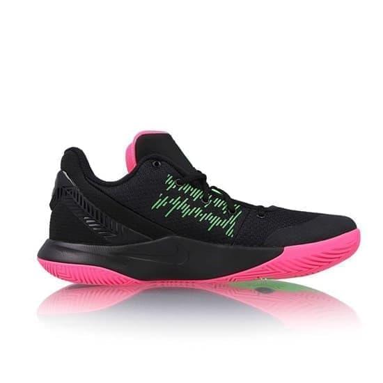 Nike KYRIE FLYTRAP II Кроссовки баскетбольные Черный/Розовый - фото 143977