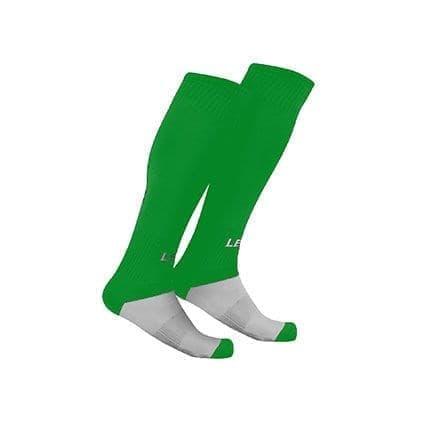 Legea CALZA MONDIAL Гетры футбольные Зеленый/Белый - фото 144194