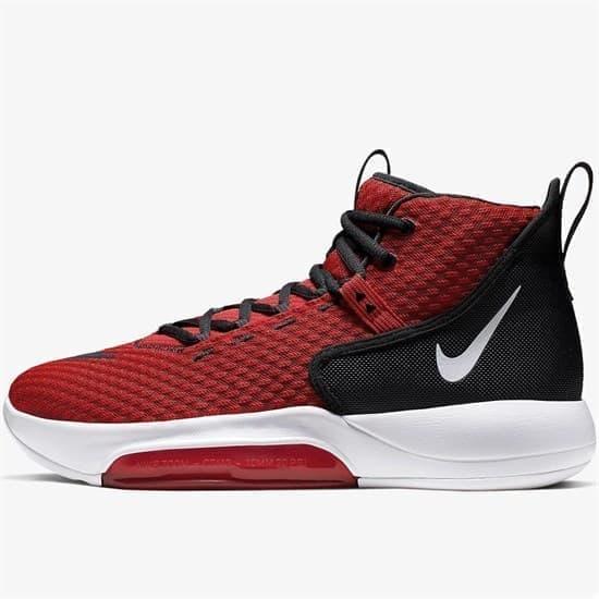 Nike ZOOM RIZE TB Кроссовки баскетбольные Красный - фото 144474