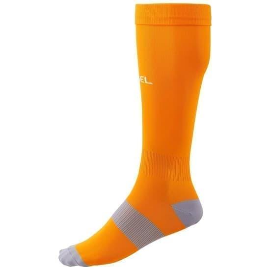 Jogel ESSENTIAL JA-006 Гетры футбольные Оранжевый/Серый - фото 145048