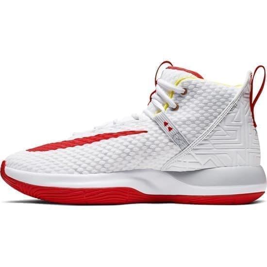 Nike ZOOM RIZE Кроссовки баскетбольные Белый - фото 145250