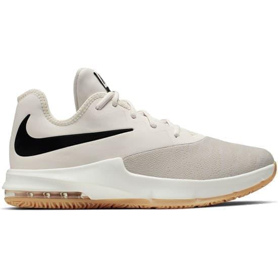 Nike AIR MAX INFURIATE III LOW Кроссовки баскетбольные Белый - фото 145260