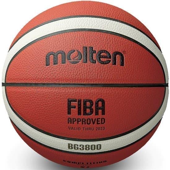 Molten B6G3800 Мяч баскетбольный - фото 147016