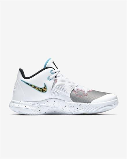 Nike KYRIE FLYTRAP III Кроссовки баскетбольные Белый/Серый - фото 147076