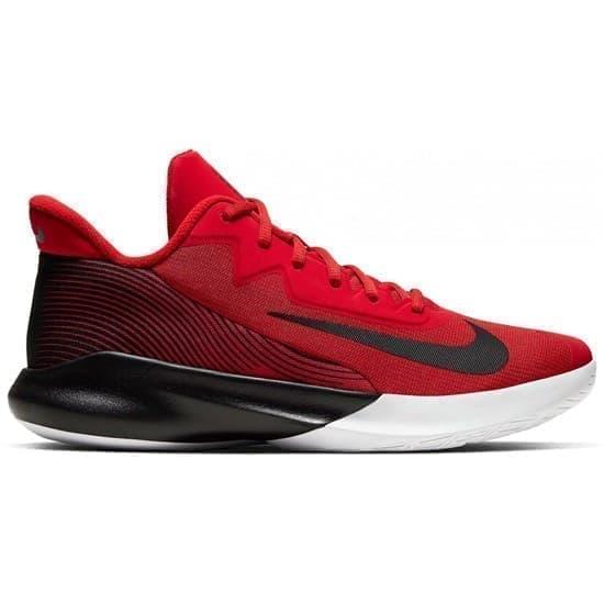 Nike PRECISION IV Кроссовки баскетбольные Красный/Черный - фото 147109