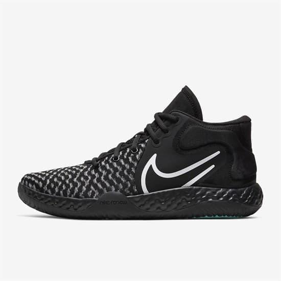 Nike KD TREY 5 VIII Кроссовки баскетбольные Черный/Белый - фото 147117