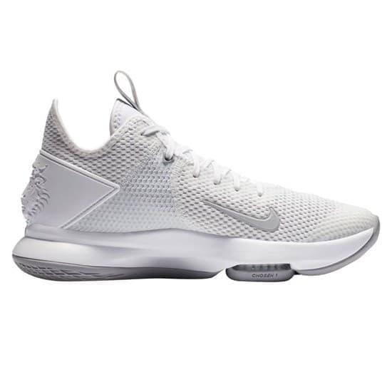 Nike LEBRON WITNESS IV TEAM Кроссовки баскетбольные Белый - фото 147782