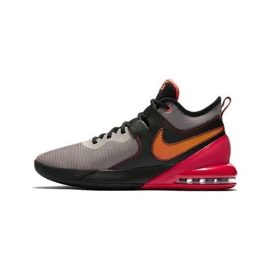 Nike AIR MAX IMPACT Кроссовки баскетбольные Серый/Черный - фото 148081