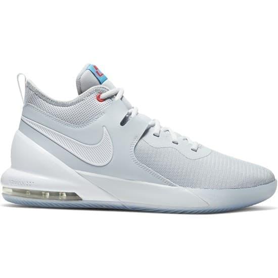 Nike AIR MAX IMPACT Кроссовки баскетбольные Голубой/Синий - фото 148199