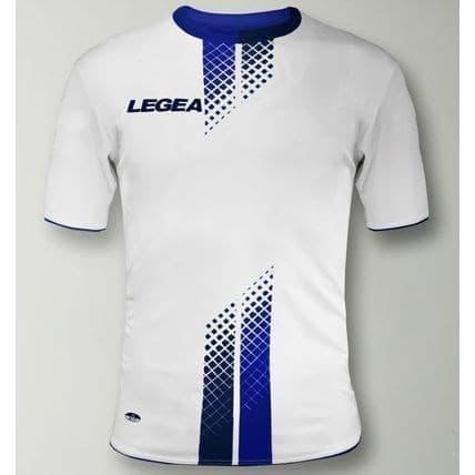 Legea MAGLIA LEIRA Футболка Белый/Синий/Темно-синий - фото 148798