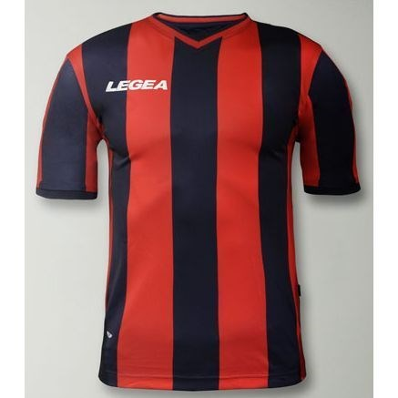Legea BELGRADO GOLD Футболка Красный/Темно-синий - фото 148879