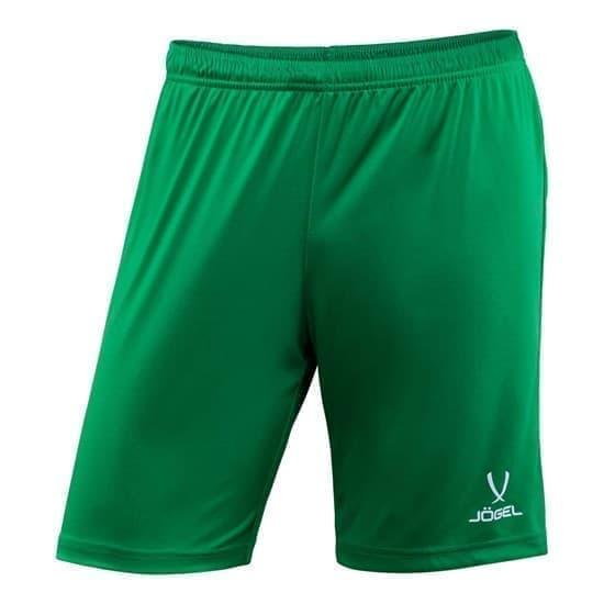 Jogel CAMP JFS-1120 Шорты футбольные Зеленый/Белый - фото 149167