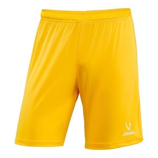 Jogel CAMP JFS-1120 Шорты футбольные Желтый/Белый - фото 149174