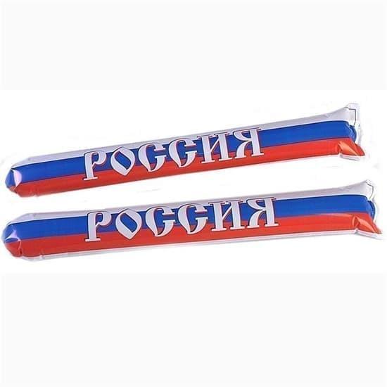 RUSBRAND РОССИЯ Надувные палки-стучалки - фото 149217