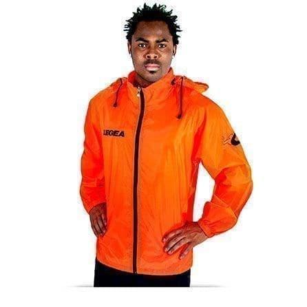 Legea CAIRO TUONO Куртка ветрозащитная Оранжевый/Черный - фото 149661