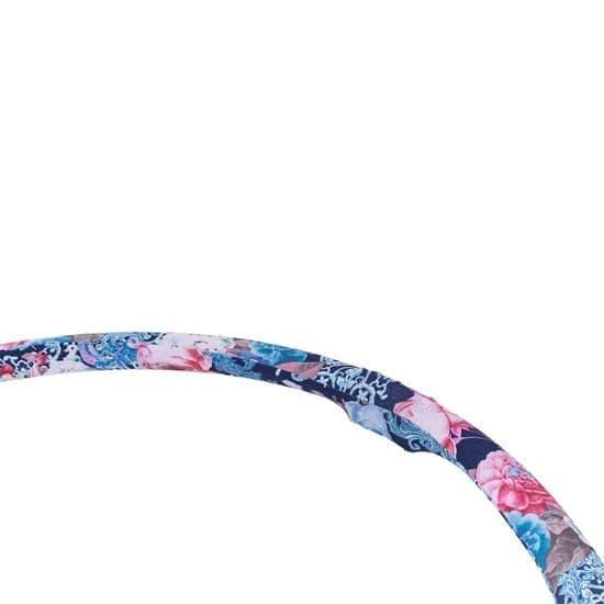 RUSBRAND ЭФФЕКТ ПЛЮС, 85 см, 2 кг Обруч массажный колючими вставками - фото 150000