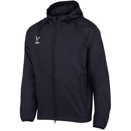 Jogel CAMP RAIN JACKET Куртка ветрозащитная Черный - фото 150221