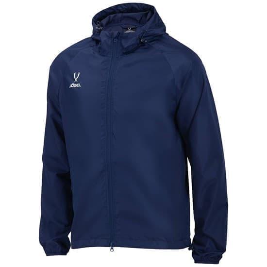 Jogel CAMP RAIN JACKET Куртка ветрозащитная детская Темно-синий - фото 150224