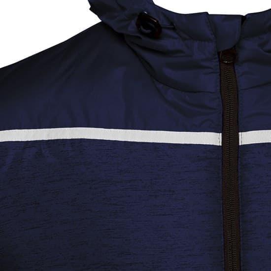 Macron VANCOUVER Куртка утепленная Темно-синий/Белый - фото 150293