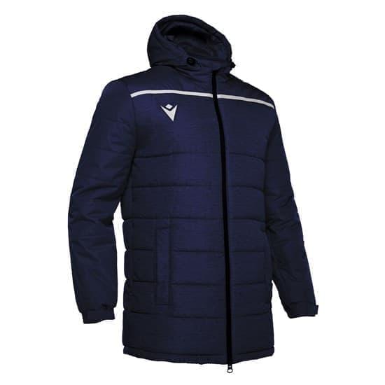 Macron VANCOUVER Куртка утепленная Темно-синий/Белый - фото 150296