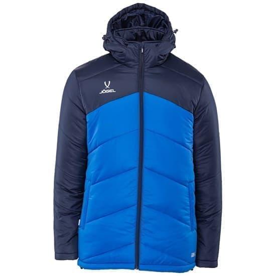 Jogel JPJ-4500-971 Куртка утеплённая Темно-синий/Синий/Белый - фото 150325