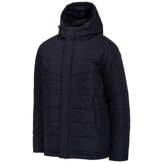 Jogel CAMP PADDED JACKET Куртка утепленная Черный - фото 150367