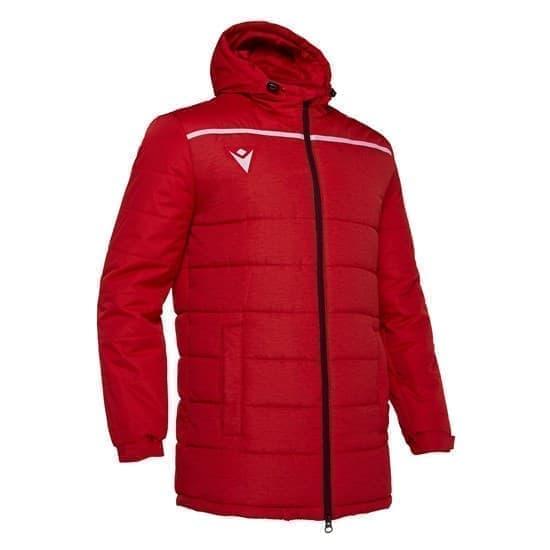 Macron VANCOUVER Куртка утепленная Красный/Белый - фото 150378