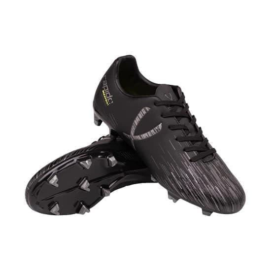 Jogel RAPIDO JSH401-Y (34-38) Бутсы футбольные Черный/Серый - фото 150853