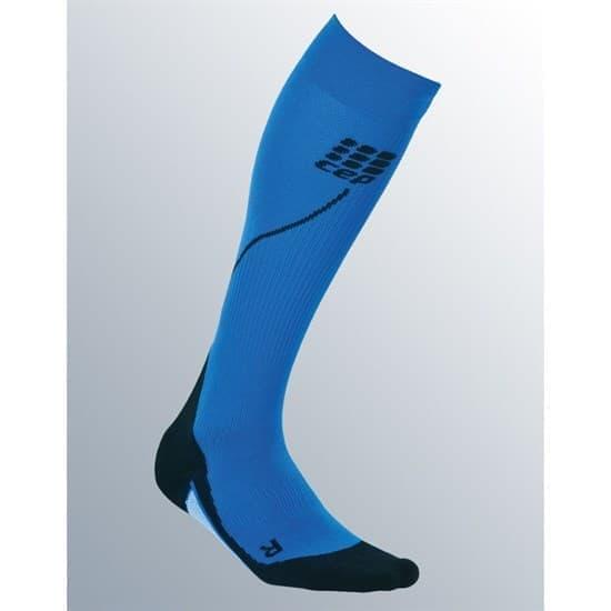 CEP C12W Гольфы беговые женские Синий/Черный - фото 150927