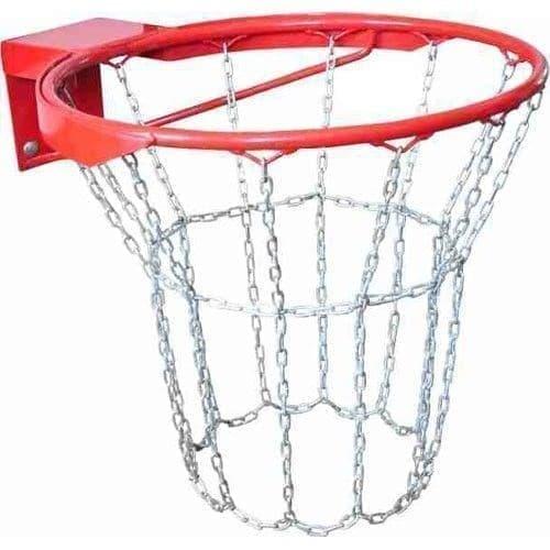 RUSBRAND MR-BRIM7AV Кольцо антивандальное №7 баскетбол красн - фото 150987