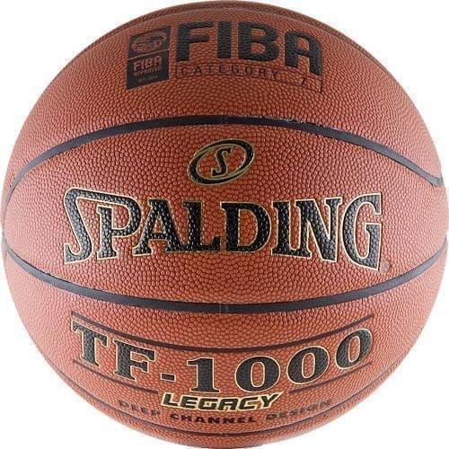 Spalding TF-1000 LEGACY (74-450Z) Мяч баскетбольный - фото 151194