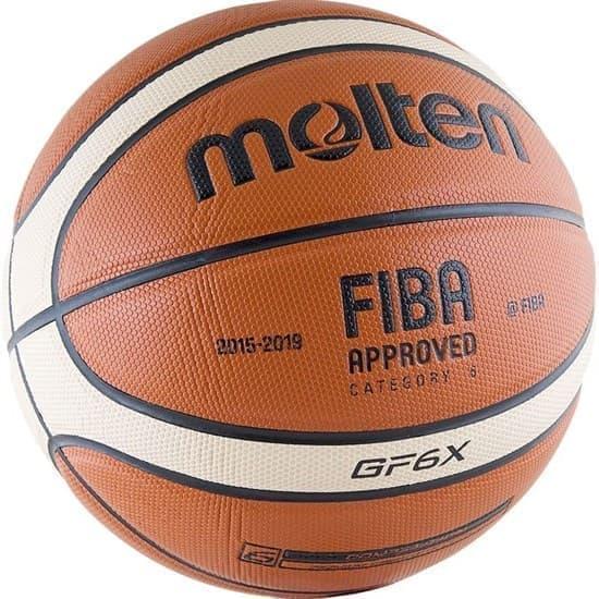 Molten BGF6X Мяч баскетбольный - фото 151304