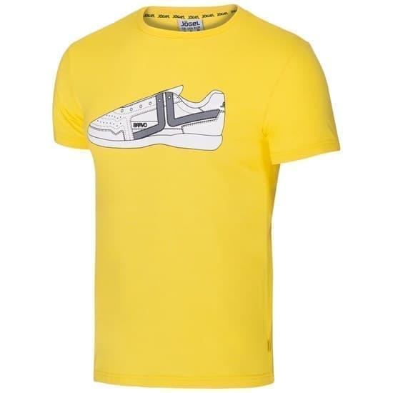 Jogel JCT-5202-041 Футболка Желтый/Белый - фото 151600