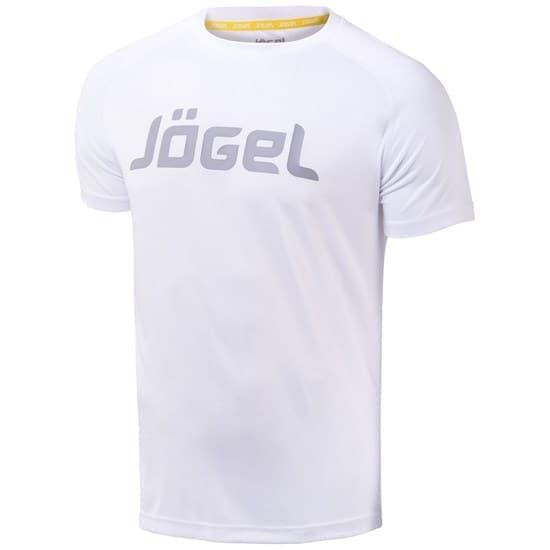 Jogel JTT-1041-018 Футболка Белый/Серый - фото 151633