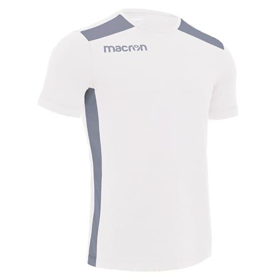 Macron FLUTE Футболка Белый/Серый - фото 151777