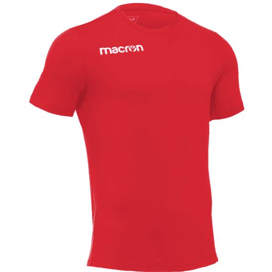 Macron BOOST Футболка Красный - фото 151884
